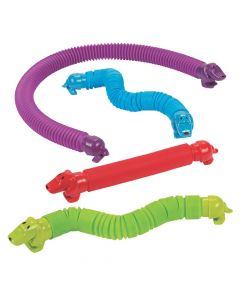 Wiener Dog Expanding Tube Toys