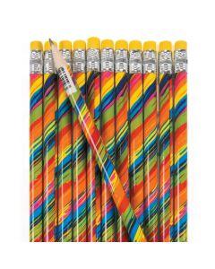 Wild Color Rainbow Pencils
