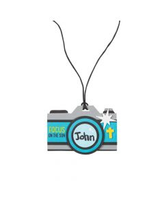 Wild Encounters Name Tag Necklace Craft Kit