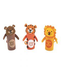 Wild Encounters VBS Animal Craft Roll Craft Kit