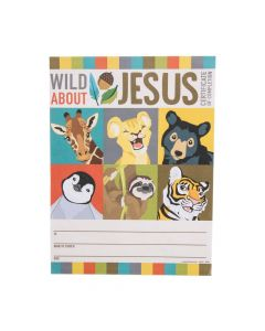 Wild Encounters VBS Certificates of Completion
