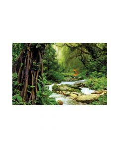 Wild Encounters VBS Jungle Backdrop