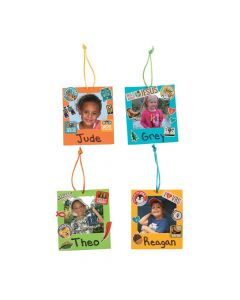 Wild Encounters VBS Picture Frame Ornament Craft Kit