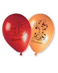 Winnie Alphabe Printed Balloons
