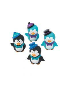 Winter Penguin Characters