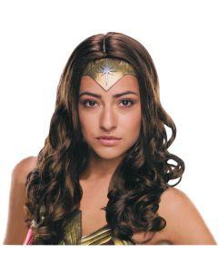 Women's Deluxe Wonder Woman Wig