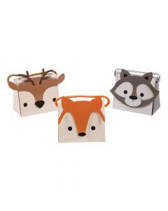Woodland Party Animal Treat Boxes