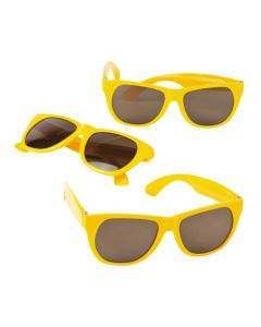 Yellow Nomad Sunglasses