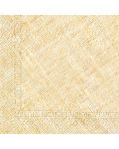 Yellow Paper Napkins - Eco Friendly