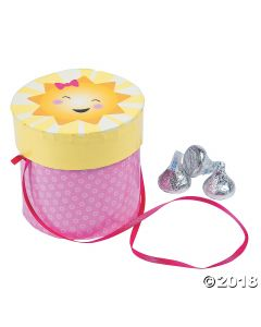 You Are My Sunshine Favour Boxes