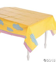 You Are My Sunshine Plastic Tablecloth