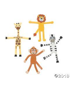 Zoo Animal Bendables