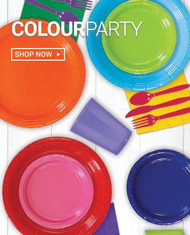 Colour Partyware