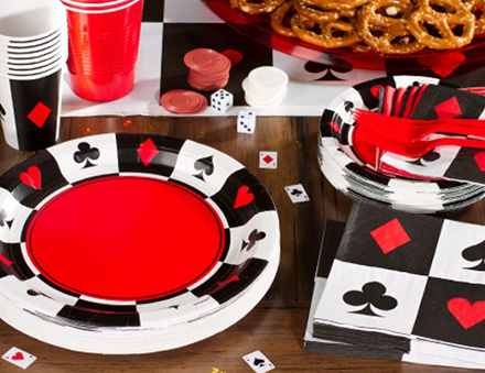 Casino Party Supplies